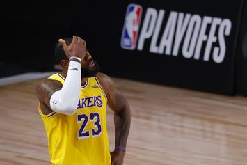 """LeBron James Reacts After Being Labeled A """"Pippen"""" During Heat Run"""