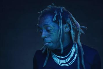 "Lil Wayne Offers Up Simple Yet Effective Visual For ""Big Worm"""