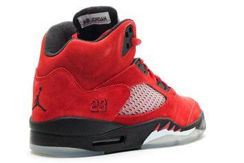 "Air Jordan 5 ""Raging Bulls"" Rumored Release Date Revealed"