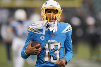 Keenan Allen Signs Massive Extension With Chargers