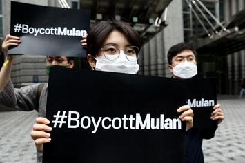 #BoycottMulan Movement Starts In Response To Lead Actress' Stance On Hong Kong