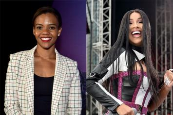 "Candace Owens Says She ""Broke"" Cardi B As Feud Continues"