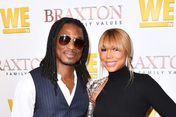 Tamar Braxton's Fiancé Files Restraining Order Against Her: Report