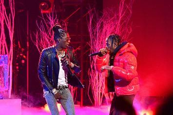 "Travis Scott & Young Thug's ""White Tee"" Is Coming ""Very Soon"""