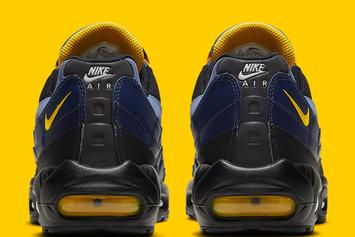 Grizzlies-Inspired Nike Air Max 95 Coming Soon: Photos