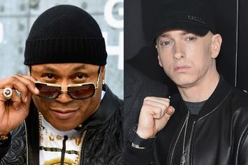 "Eminem Praises LL Cool J On ""Mama Said Knock You Out"" Anniversary"