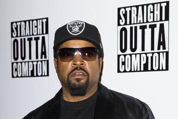 "Ice Cube Says He's A ""Real Lord"" After Scooping Land In Scotland"