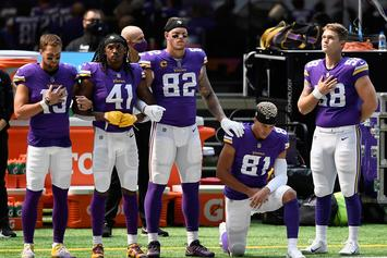 Vikings Honor George Floyd Ahead Of Season Opener