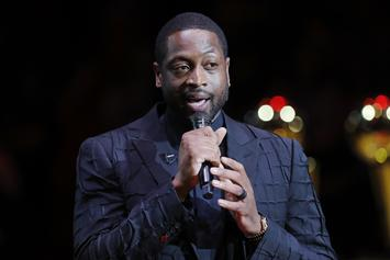 Dwyane Wade Explains His Role In Heat's Playoff Success