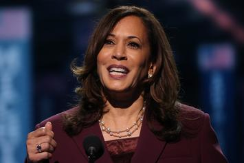 Kamala Harris Says She And Biden Will Decriminalize Marijuana
