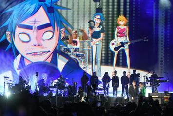 "Gorillaz Announce ""Song Machine Live,"" First Shows In Two Years"