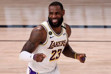 LeBron James Criticizes Ridiculous Lori Loughlin Prison Ruling