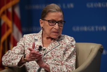 Justice Ruth Bader Ginsburg Passes Away At 87