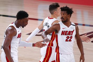 Jimmy Butler Comments On Heat's Game 3 Loss