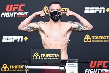 Colby Covington Takes Shot At LeBron James After UFC Win