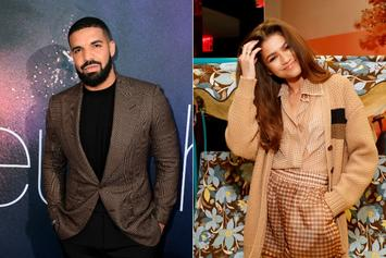 Drake Reacts To Zendaya Making History At Emmys