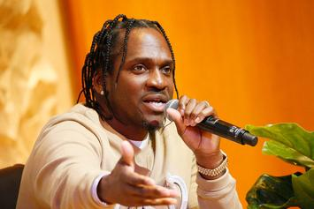 "Pusha T Maintains He's Better Than Ever, Promises ""Greatness"" Ahead"