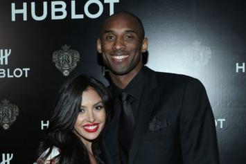 "Vanessa Bryant Revisits Kobe Bryant ""Keepsakes"" As She Shares Photos Of Memorabilia"
