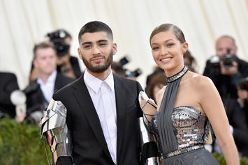 Zayn Malik & Gigi Hadid Welcome Baby Girl, Couple Shares First Photos