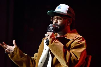 Big Sean Opens Up About Mental Health & Thinking About Quitting Rapping