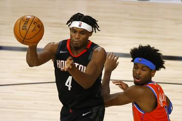 Danuel House's Final Act Before Leaving NBA Bubble Revealed