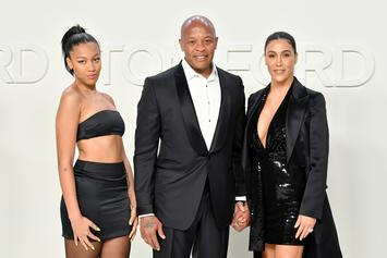 "Dr. Dre's Daughter Truly Young Says ""F*ck You"" To 50 Cent Over Post About Mom"
