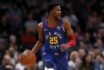 Timberwolves SG Malik Beasley Arrested On Stolen Property Charges