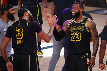 LeBron James Speaks On Special Bond With Anthony Davis