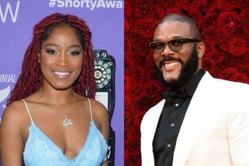 Keke Palmer Defends Admiration Of Tyler Perry, Blasts Social Media Critics