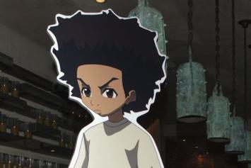 "Adult Swim Removes Episodes From ""The Boondocks"" & ""Aqua Teen"""