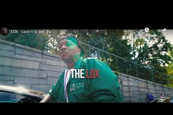 """The LOX Go Back To The Block For """"Gave It To Em"""" Video"""