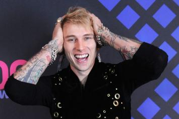 Machine Gun Kelly Conflicted Over Music Career Before MTV VMA Win