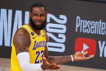 LeBron James Explains Why He Wasn't Happy With Lakers Performance