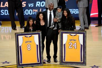 Kobe Bryant Storage Locker Contents Returned To Vanessa Bryant