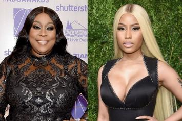 Loni Love Deletes Nicki Minaj Tweet Revealing Baby's Gender