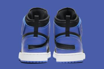 "Air Jordan 1 Flyease ""Royal"" Drops Soon: Official Images"