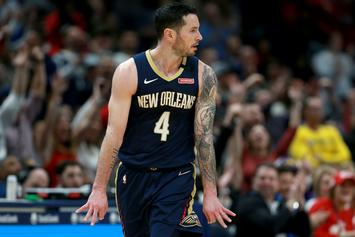"JJ Redick Claims 76ers ""F***ed Up"" By Not Re-Signing Him"