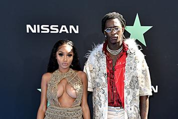 Young Thug Surprises Karlae With A New Ferrari