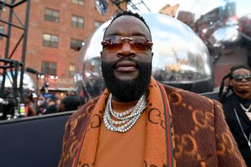 Rick Ross Caught Allegedly Rocking Head-To-Toe Fake Louis Vuitton