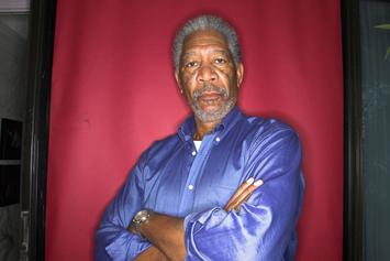 "Morgan Freeman Reveals How He Got On 21 Savage & Metro Boomin's ""Savage Mode 2"""