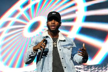 """Bryson Tiller Details Missed Drake Collabs Before """"Outta Time"""""""
