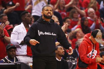 Drake Releases New OVO Merch Supporting Lebanon
