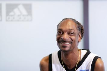 Snoop Dogg Uses Tupac To Describe LeBron James & Anthony Davis' Mood