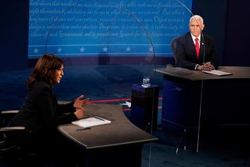 Kamala Harris & Mike Pence Square Off For V.P. Debate, Memes Ensue