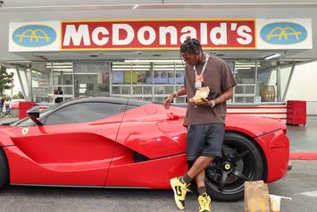 Travis Scott Boosted McDonald's Sales Through Pandemic Slump