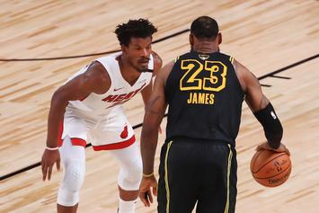 Miami Heat Fend Off Lakers From Winning Game 5