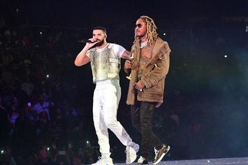 "Future & Drake's ""Life Is Good"" Goes 7X Platinum"