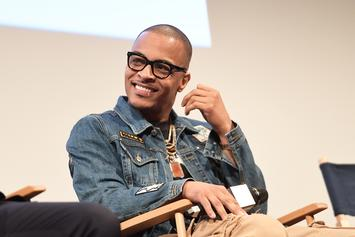 "T.I. Calls Deyjah Harris's Addition To ""The L.I.B.R.A."" Album ""Powerful"""