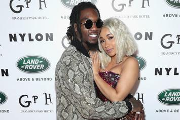 Cardi B Addresses Claims That Offset Is Mentally Abusing Her