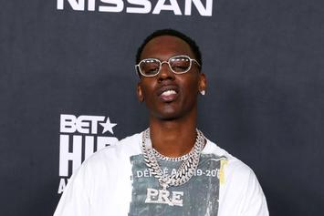 Young Dolph Sued For Causing Soldier's Mental Breakdown With Twerk Video: Report